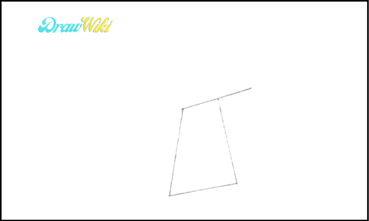 How to Draw a Couch Step 1
