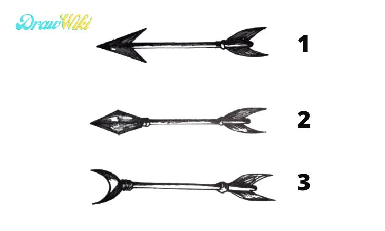 How to Draw an Arrow step 8