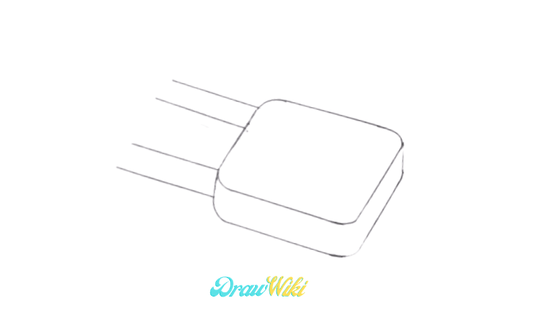 How To Draw A Lock step 5