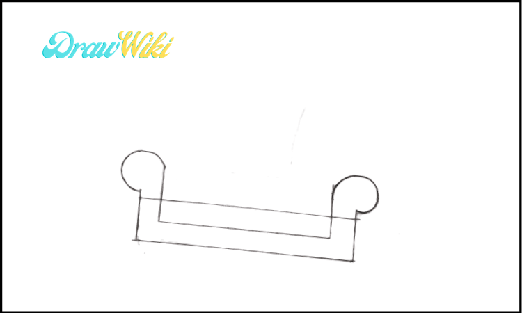 3rd Design Couch Drawing step 2