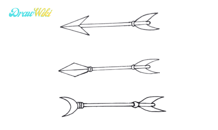 How to Draw an Arrow 5+ Easy Step by Step Instruction