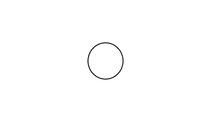 How To Draw a Key step 2