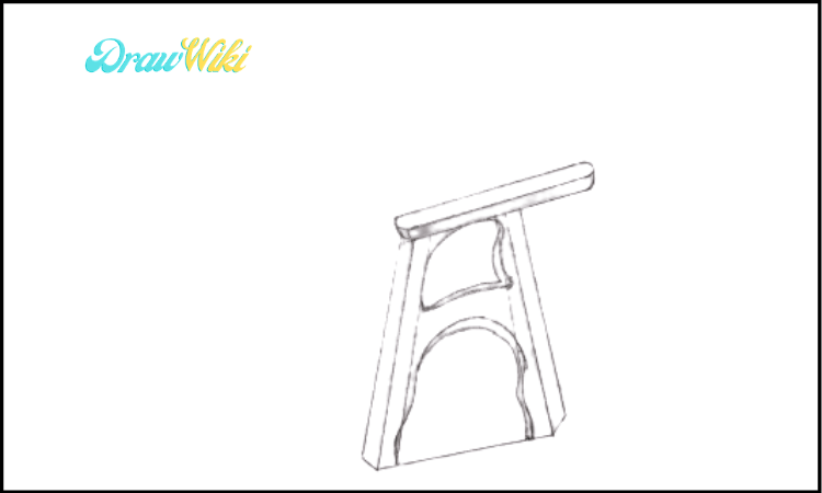 How to Draw a Couch Step 3