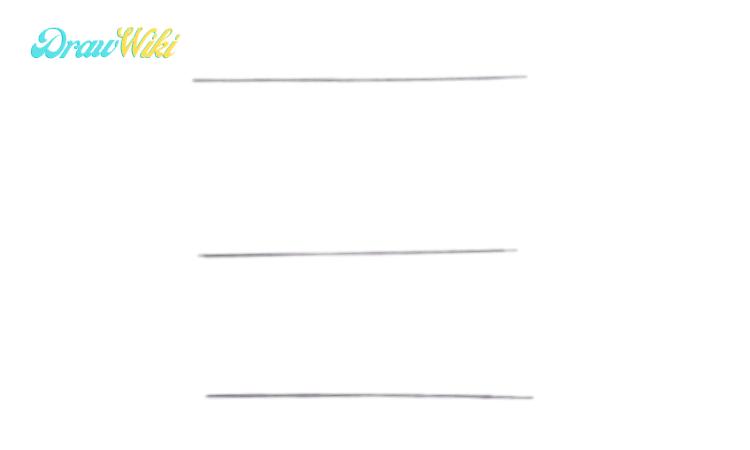 How to Draw an Arrow step 1
