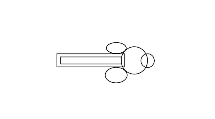 How To Draw a Key step 5