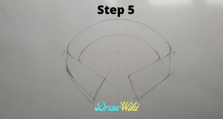 how to draw a collar shirt