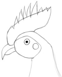 Step 4: Draw Head Details