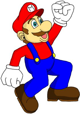 How to Draw Mario Characters